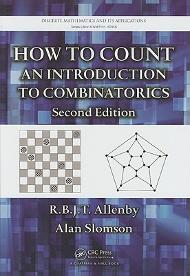 How to Count By Allenby, R. B. J. T./ Slomson, Alan